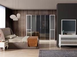 Pont Yatak Odası Ekru